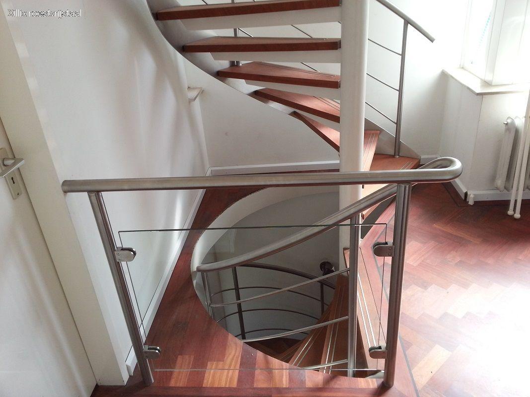 renovatie trap en balustrade