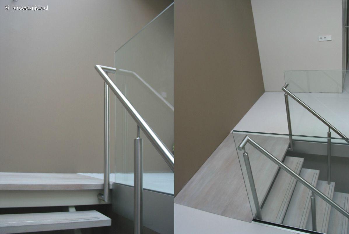 exclusieve volledig glazen balustrade xillix.nl zonder handregel