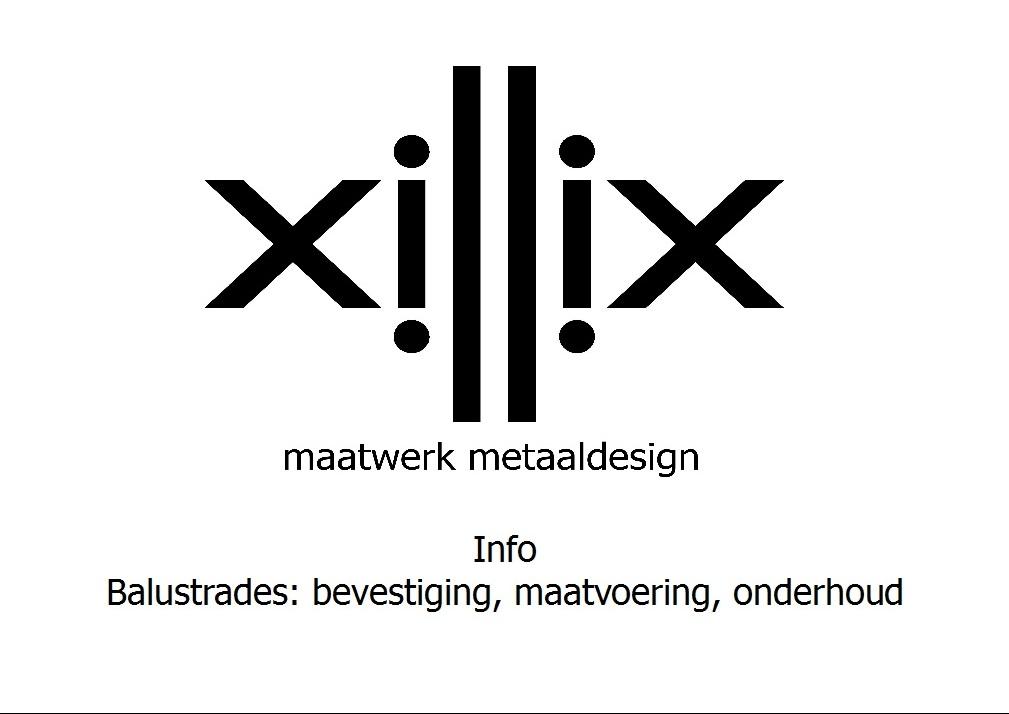 Xillix balustrades info
